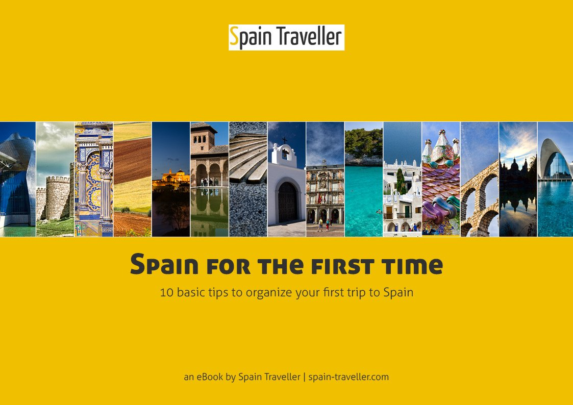 Travel Map Of Spain.The Best Map Of Spain Spain Traveller