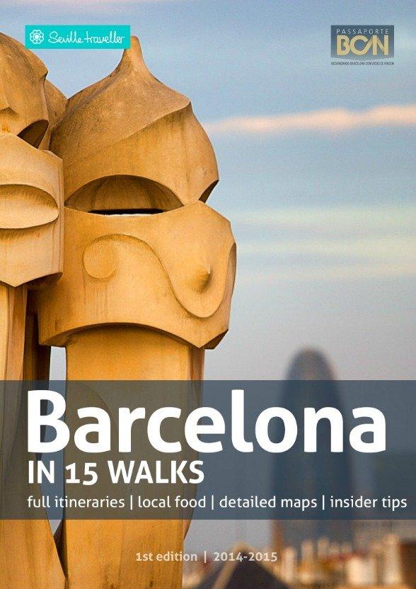 barcelona in 15 walks